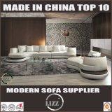 Modern Living Room Furniture PU Leather Sofa