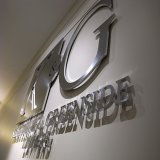 3D Stainless Steel Frame and Acrylic Material LED Lighting Letter Sign