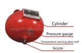 Hot Sale 30L Temperature Sensor Automatic Hfc-227ea Fire Extinguisher