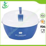 BPA Free Lunch Box, Kitchenware Salad Bowl
