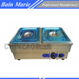 Electric Bain Marie/Stainless Steel Bain Marie/Food Warmer (SB-2T)