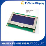 FSTN 128X32 LCD Module with White on Blue
