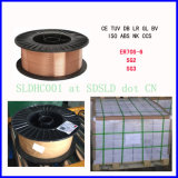 Aws Er70s-6 Copper Coated Mild Steel Welding Wire