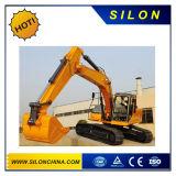 Xcmj 20 Ton Hydraulic Excavator (Xe215c) with 1m3 Bucket