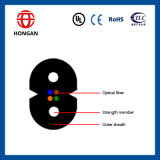 FTTH Optical Cable G657A 1 Core Non-Metallic Drop Cable G J X F H for Communication