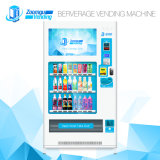 Large Capacity Cold Drink Automatic Vending Machine with Player