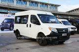 Dongfeng 136HP Yufeng Closed Cargo Van Cargo Bus