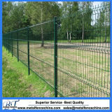 3D Curvy Welded Wire Mesh Fencing Panel