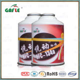 Gafle R134A Refrigerant Gas with High Purity 99.9%