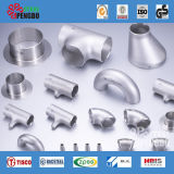 Stainless Steel Wp316 Equal Tee Pipe Fitting