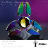 Hongdao Hot Selling Ball Bearing Focus Hand Fidget Spinner_D
