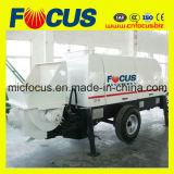 Hot Sale! Electric Motor 69cbm/H Concrete Trailer Pump