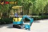 China Excavator Low Price Mini Digger for Sale