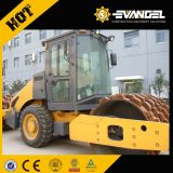14 Ton High Quality Single Drum New Road Roller Xs143j