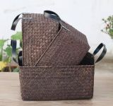 High Quality Handmade Straw Basket (BC-S1230)