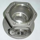 Stainless Steel Machined Pump Impeller (HSPC88)