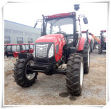 Wheel Tractor Type and New Condition Tractor Huaxia 1354