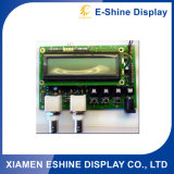 Customized Graphic LCD Module Monitor Display with Green Backlight