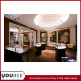 High End Display Showcases for Luxury Jewellery Store Decoration