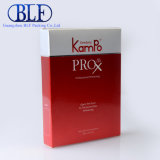 Red Metallic Paper Folding Box (BLF-PBO015)