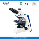 LED Binocular Biological Microscope with Camera (BK series)