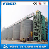 Small Grain Storage Silo Used for Chicken Poultry Farm