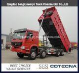 HOWO 8X4 Dump Truck 50ton Tipper Truck