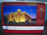 Factory Manufacture Good Quanlity New 2016 3D Table Calendar