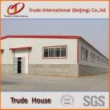 Steel Structure Sandwich Panel Prefabricated Building/Steel Warehouse