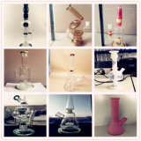 2017 New Color Glass Smoking Water Pipe for Wholesale