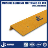 Yellow Carbide Coated FRP Stair Tread Cover