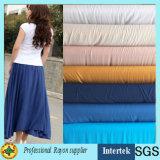 Blue Abaya Fabric Spun Rayon Dress for Women Summer Garments