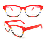 Fashion Many Colors Acetate Optical Frame