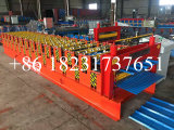 High Speed Roofing Double Layer Hi Rib Profile Roll Forming Machine