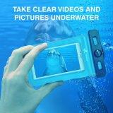 Universal Night Fluorescence Waterproof Cell Phone Case