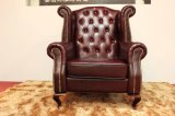 Best-Selling Elegant Leather Leisure Chair