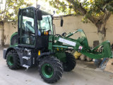 Small Farm Loader for Germany Market Ce Approved Zl08f
