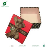 Fancy Cardboard Gift Box with Ribbon
