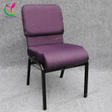 European Style Steel Church Chair (YC-G52)