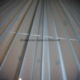 Gray Color Fiberglass Plisse Insect Screen Pleated Window Screen