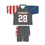 Custom Full Sublimation Lacrosse Uniforms Lacrosse Jerseys Lacrosse Shirts for Team