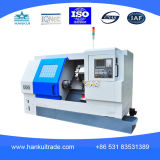 Ck63L Declined Bed Big Bore CNC Lathe