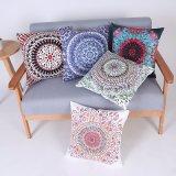 Digital Print Decorative Cushion/Pillow with Geometric Pattern (MX-70)
