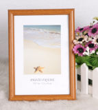 Plastic Wooden Grain Photo Frame (M-BD)