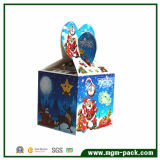 Decorative Packing Apple Christmas Paper Gift Box