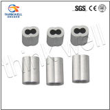 Us Type Aluminium Hourglass Sleeve/Aluminium Sleeve for Wire Rope