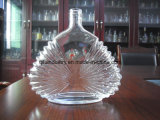 700ml/750ml/1 Liter Glass Decanter for Brandy/Whisky
