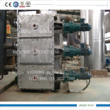 100% Automatic Continuously Pyrolysis Tyre Recycling Line