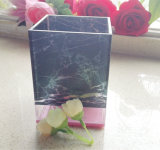 Hot Sale Plexiglass Brush Holder Cosmetic Storage