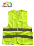 Customize High Class, High Visibility, Reflective Safety Vest in Various Sizes, Logos and Designs